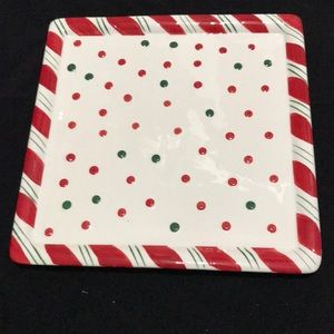 Holiday Cookie Dish